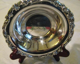 Vintage Towle Silverplate Serving Bowl