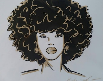 Afro Style #4