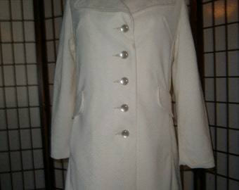 Woman's Dress and Coat - Mod-Style -Vintage 60's