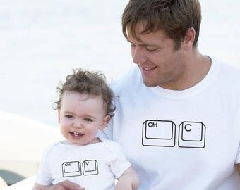 Father and son matching shirts father and daughter matching shirts daddy and son shirts daddy and daughter shirts fathers day gift mother