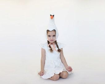 Swan costume, kids halloween costume, Girls Halloween, children costume, Halloween costumes, Halloween, carnival costume, white swan