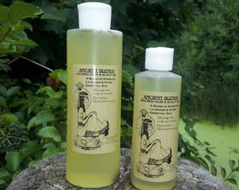 Ancient Blends Hair and Body Care Oils