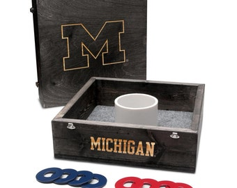 Michigan Wolverines Washer Set