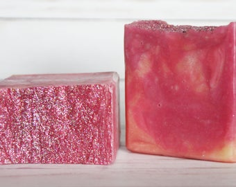 Girls Night Out MEGA soap bar - Love Spell Type Soap - Palm Free - Vegan Friendly