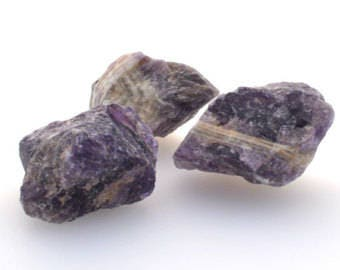 Chevron Amethyst, Natural