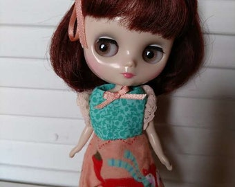 Fun Fox Frock for Middie Blythe