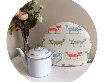 Tea cosy / fox tea cosy / fox fabric