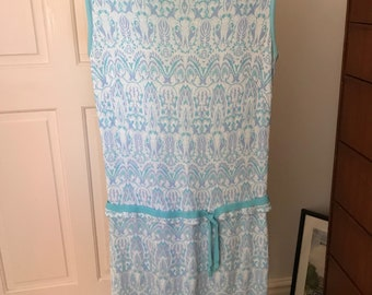 1960s Fine Knit Dress Size 8