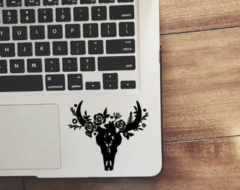 Bull Laptop Decal