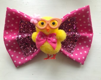 Cute Chick Bow Tie