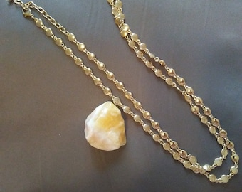 Attractive Gold Plated Nordstrom Necklace