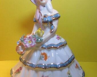 Vintage Southern Belle Figurine