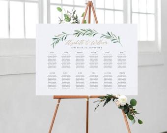 wedding seat planning