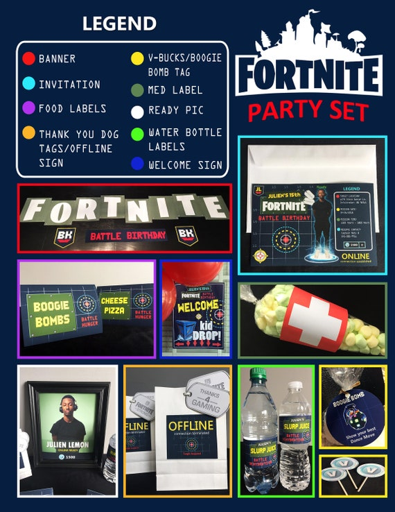 how to make party private on fortnite