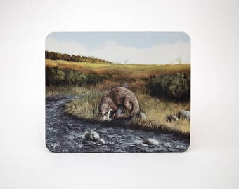 Otter Table Mat