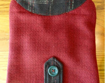 Dog Coat, Wool : The Stable Coat by PoochPieCollection, Size Small
