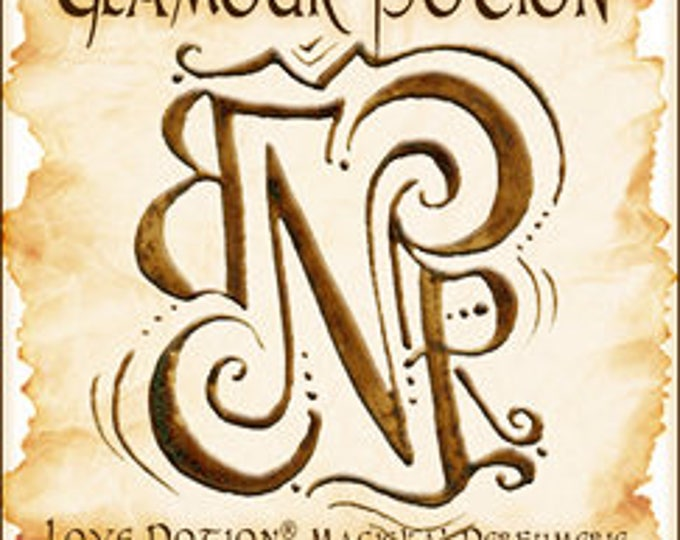 Sigil Collection 2015: Glamour Potion - Perfume Potion - Love Potion Magickal Perfumerie