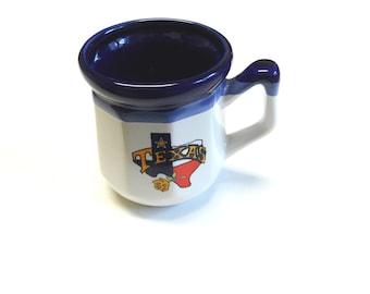 Texas Coffee Cup Mug
