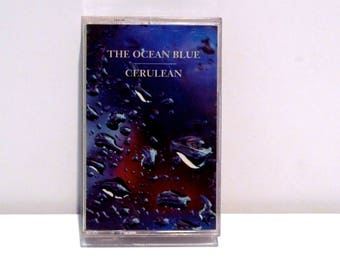 Ocean Blue Cassette Tape 1991 Vintage Cerulean Indie Rock Band Breezing Up Marigold A Separate Reality Mercury Hurricane Amore MohawkMusic