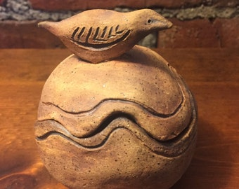 Little Bird Bowl with lid