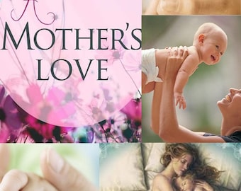 A MOTHER'S LOVE - 2, or 4 fl oz Floral Perfume Spray or 10 ml Parfum Oil Roll On - Accords; Floral, Fresh, Fruity, Powdery