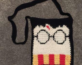 Harry Potter Crossbody Purse
