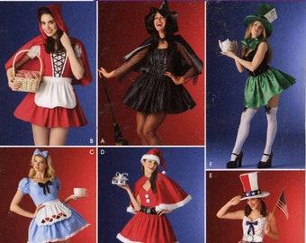 Simplicity 4015 size 18-24 Costume pattern Renn Fair, SCA, Larp, Steampunk, Fairy