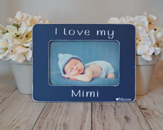 4x6 Mimi picture frame, custom picture frame, grandma frame ...