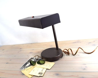 Underwriters Industrial Desk Lamp, Drafting Table Light