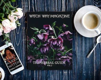 Witch Way Magazine 2017 Herbal Guide - Vol 2 - Printed