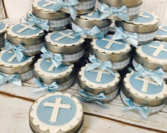 Baptism favors, Baptism Rosary Favors, Communion Favor, First Communion Party Favor, Christening favor