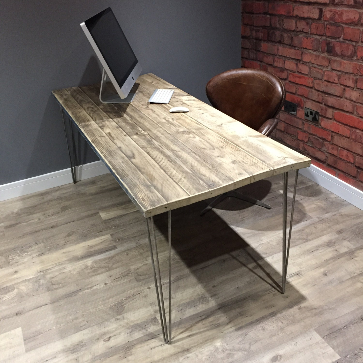 reclaimed office desk. 🔎zoom Reclaimed Office Desk E