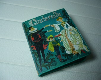 miniature book. Cinderella
