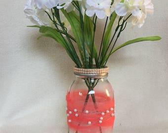 Preferred Coral wedding decor | Etsy QE56