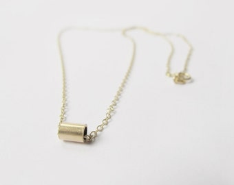 Simple Gold Necklace | Solid Gold Necklace | 9kt Gold Minimal Necklace | Simple Gold Necklace | Delicate Necklace | 9ct Gold Necklace |