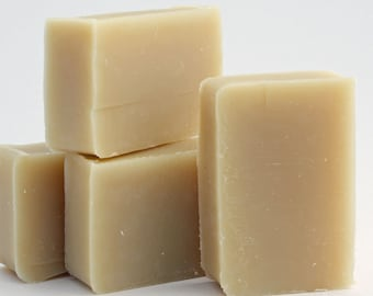 Organic Soap - Patchouli and Orange/ Face and Body Cleanser