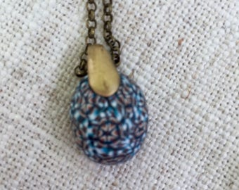 BoHo Pendant Necklace