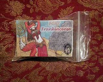 Foxy Frankincense