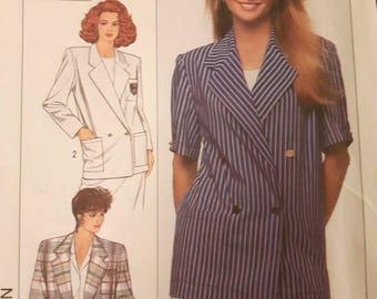 Simplicity 9103, Jacket Sewing Pattern