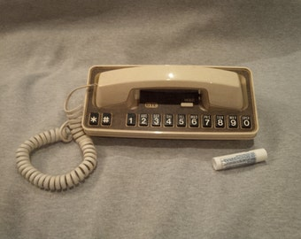 Vintage GTE Telephone, Automatic Electric Inc. (1983)