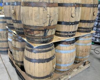 Bourbon Whiskey Barrel Flag Usa Flag Made From Oak Barrel