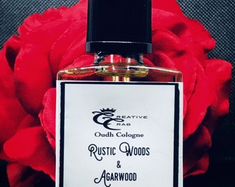 Rustic Woods  Colonge oil, Oudh Oil, Oud Cologne