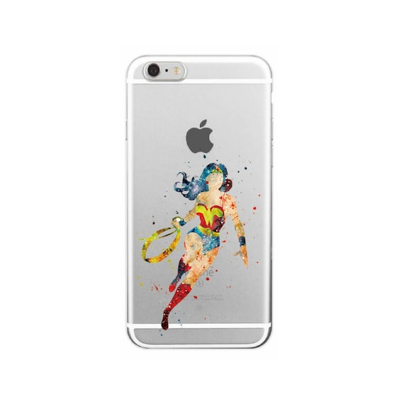 coque iphone 7 wonder woman