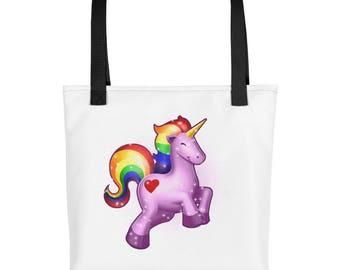Graphic Unicorn Tote bag