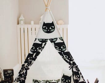 Teepee Tent Kids Play Tent