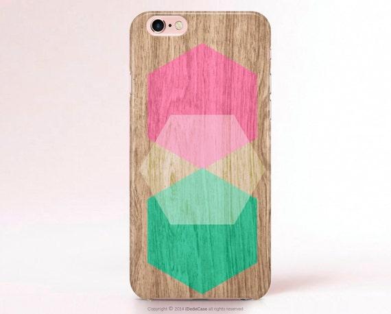 Geometric iPhone 7 PLUS Case iPhone 6s case wood iPhone 5s Case iPhone 7 Case Trend Samsung Galaxy S6 Case mini Samsung Galaxy S5 case 174