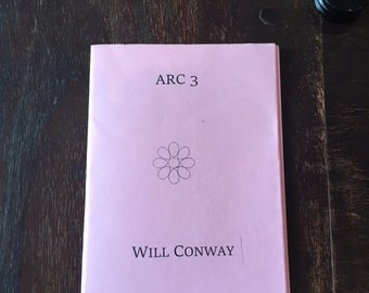 Arc 3 (of 4) Comic Booklet - Will Conway