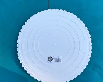"""Wilton Indistries 16"""" Cake Plate"""
