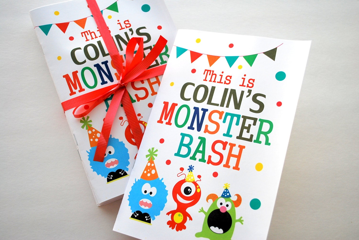6 Monster Coloring Books Cute Monster Birthday Coloring