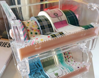 Washi Tape Dispenser and Organizer